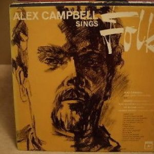 ALEX CAMPBELL - SINGS FOLK