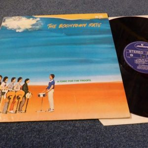 BOOMTOWN RATS - A TONIC FOR THE TRUTH