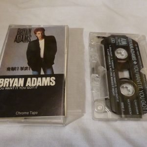 BRYAN ADAMS - YOU WANT IT