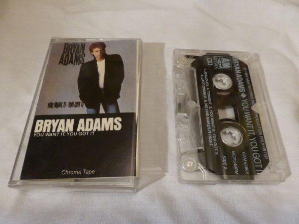 BRYAN ADAMS - YOU WANT IT