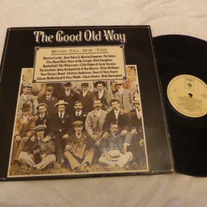 VARIOUS ARTISTS - THE GOOD OLD WAY