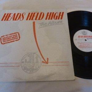 HEADS HELD HIGH - THE ALBUM (JARROW 86)
