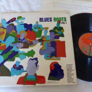 VARIOUS ARTISTS - BLUES ROOTS VOL 1.